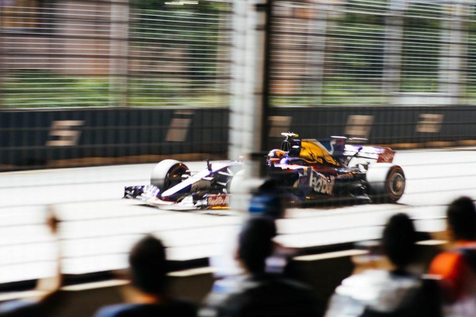 courses de F1 en direct